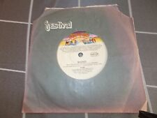 KISS 45 rpm vinyl 1980 'Shandi' & 'She's So European'