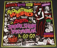 SOMETHING WEIRD spook show spectacular a go-go USA LP+DVD halloween GREEN VINYL