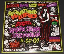 Something Weird Spook Show Spectacular a Go-go USA LP Red Vinyl DVD Halloween