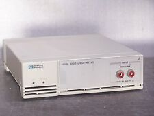 AGILENT HP 61013A DIGITAL MULTIMETER PC INSTRUMENT *st A639