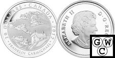 2012 Franklin Carmichael - Gr. of 7 Proof $20 Silver Coin 1oz 9999 Fine (13064)