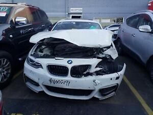 BMW 2 SERIES 2014 VEHICLE WRECKING PARTS ## V002191 ##