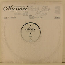 "Massari - Rush The Floor 12 "" Maxi Single (I977)"
