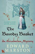 Bawdy Basket, The (The Nicholas Bracewell Mysteries),Edward Marston
