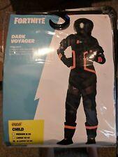 Fortnite Dark Voyager Spirit Halloween Costume XL Extra Large Kids