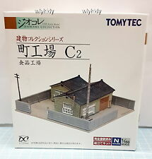Tomytec N Scale 1:150 Factory C2 Diorama Collection   , #5ok