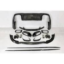 CARBON Bodykit für Mercedes AMG GT R190 Spoilerlippe Diffusor Schweller Spoiler