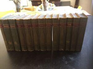 Meyers Klassiker-Ausgaben, Werke-Biblio Lessing, Hauffe, Eichendoft 13 Bänden,