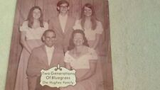 The Hugh's Family Two Generations of Bluegrass sealed Carpenters Record's WV
