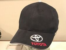 Toyota Black Small Medium  Pub Bar Golf Baseball Hat Cap