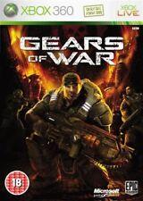 Gears of War (Microsoft Xbox 360, 2006) FREE SHIPPING