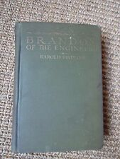 Brandon of the Engineers by H. Bindloss, 1916, 1st Edition (60116)