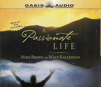 A Passionate Life Mike Breen Walt Kallestad 3CD Audio Book Christian Spiritual