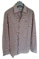 Mens **BNWOT** MAN by VIVIENNE WESTWOOD long sleeve shirt size VI/XL.RRP £325.
