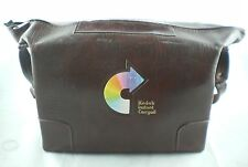 Vintage KODAK Instant Camera RAINBOW TOTE BAG LEATHER CASE - TOTE ONLY