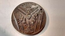 1925 American Fleet Australian Souvenir Unity is Strength Military Navy Medal