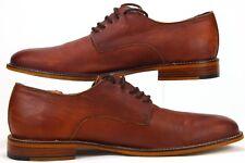 Aston Grey Collection Orlando Men's US Size 10 Bronze Oxford