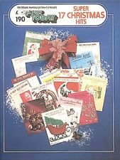 Super 17 Christmas Hits Songbook: E-Z Play 190