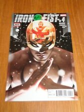 IRON FIST #4 MARVEL COMICS NM (9.4)