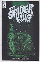 The Spider King #1 IDW comic Vann 1st Print 2018 unread new NM