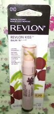 Revlon Kiss 010 Tropical coconut Lip Balm Spf 20