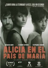 Alicia en le Pais de Maria Dvd Movie, Barbara Mori (2014) Drama, Full Screen