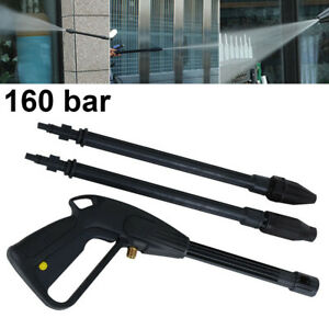 Das neue Hochdruckpistole Lanze RotorDüse für Kärcher Hochdruckreiniger 160Bar
