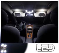 MERCEDES CLK W209 PACK 10 Ampoules LED Blanc Plafonnier Habitacle Coffre Miroir
