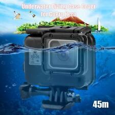45m Waterproof Underwater Diving Case Cover Kit for GoPro Hero 7 6 5 Black