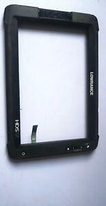 Lowrance HDS-12 GPS Fishfinder replace rubber key pad 、function ribbon  、bezel