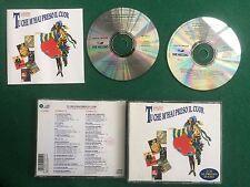 2 CD BOX Musica TU CHE M'HAI PRESO IL CUOR Operette Five Record(1992) Made Italy