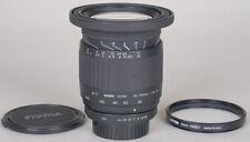 Pentax F AF Sigma 28-200mm f3.5-5.6 Super Zoom  Wide Telephoto - Mint - Tested