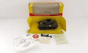 Solido 232 Destroyer M10 US Army WWII Tank 40th Anniversary Edition 1:50 Scale