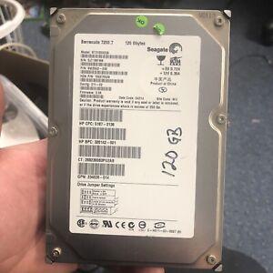 "Seagate Barracuda 7200.7 120 GB SATA 3.5"" Internal Hard Drive Tested ST3120026AS"