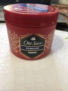 (NEW) Old Spice SPIFFY POMADE Hair Styling MEDIUM HOLD & MATTE FINISH 2.64 oz B2