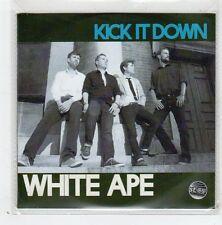(GD632) White Ape, Kick It Down - 2015 DJ CD