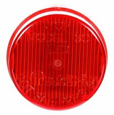 """30 Series 2"""" 2 Diode LED Red Round Marker/Clearance Light 30250R"""