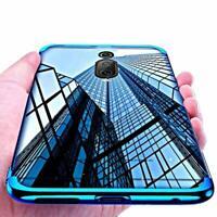 Cover per XIAOMI MI9T /K20 /K20 PRO Custodia Tpu ALLUMINIO gel +PELLICOLA vetro