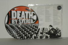 DEATH BY STEREO Into The Valley Of Death LP Vinyl Picture Disc Ltd Ed 785/2500
