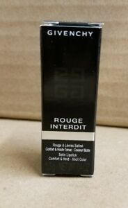 Givenchy Rouge Interdit Satin Lipstick - 23 Fuchsia In-The-Know  - .04oz / 1.3G