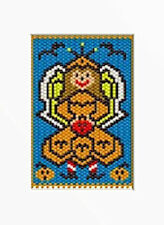 Scary Fairy Beaded Banner Pattern