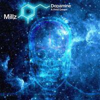 CD Millz Dopamine A Vivid Dream Digipack