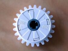 LEGO - Technic, Gear 24 Tooth Clutch - White