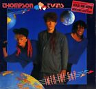 THE THOMPSON TWINS into the gap 205 971 german arista LP PS EX/EX + inner sleeve