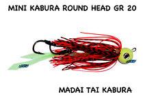 MADAI TAI KABURA ROUND  20 GR - COL FLUO RAPTURE