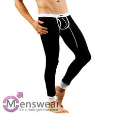 Size Men's Longpant Functional Underwear Long Underpants Thermal Black WJ