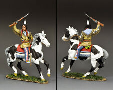 KING & COUNTRY THE REAL WEST TRW161 SITTING BULL MOUNTED MIB