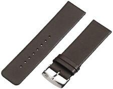 cinturino per orologio Morellato in pelle blu lorica 20 22 24 mm water resistant Paski do zegarków