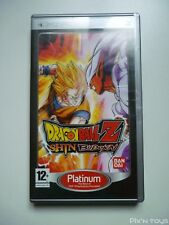 Sony PSP / Dragon Ball Z Shin Budokai [ Version PAL Française et Hollandaise ]