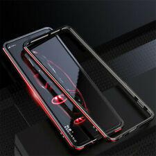 For Sony Xperia 1 10 II 2020 Luxury Aluminum Metal Bumper Frame Screw Case Cover